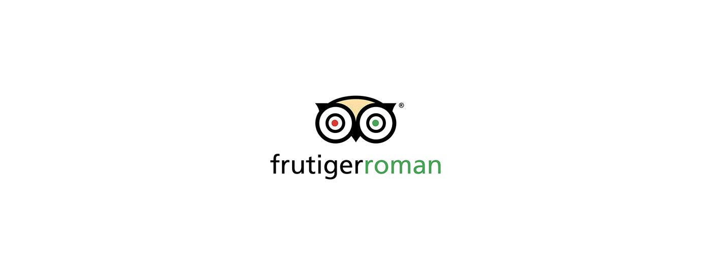 tipografía logo tripadvisor