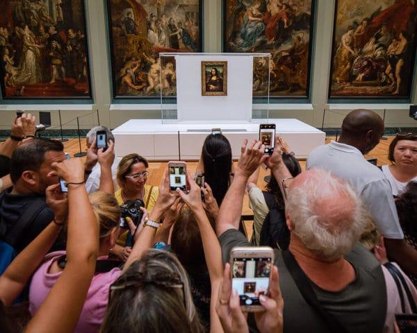 NFT Mona Lisa